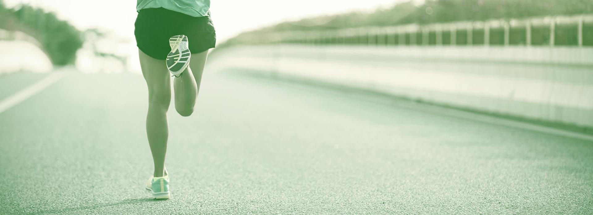 A corrida para uma vida mais saudável