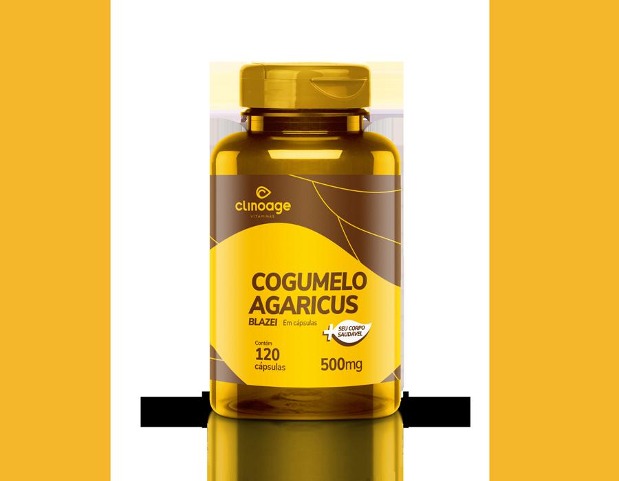 COGUMELOS AGARICIUS