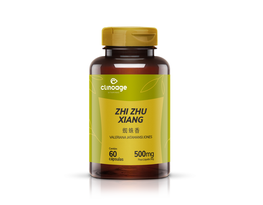 ZHI ZHU XIANG -MEDICINA TRADICIONAL CHINESA (Valeriana)