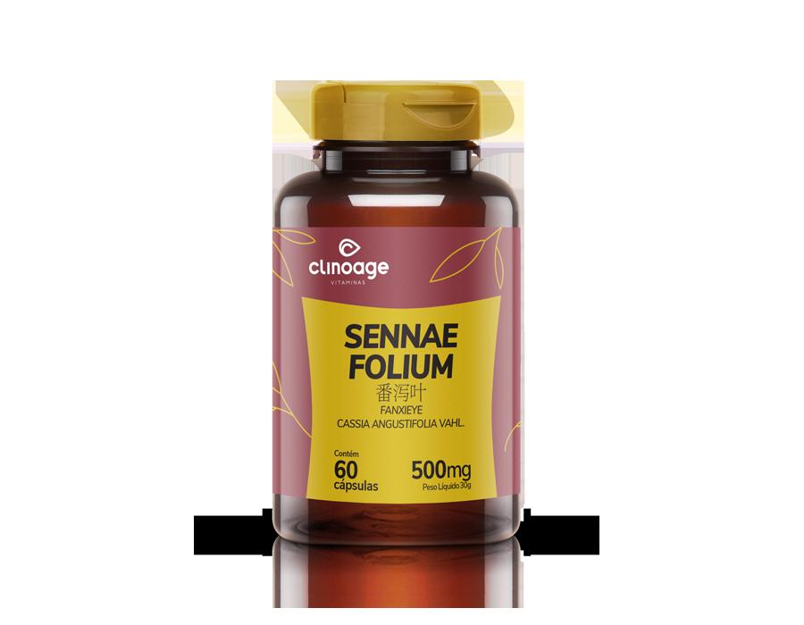 SENNAE FOLIUM - MEDICINA TRADICIONAL CHINESA  (Sene)